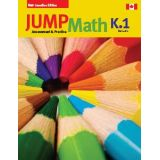 Jump Math Ap Book K.1
