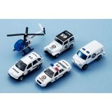 5 Piece City Team Gift Set - Police