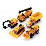 5 Piece City Team Gift Set - Construction