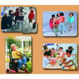Races and Abilities Puzzles - Set of 4