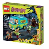 LEGO Scooby-Doo! The Mystery Machine