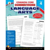 Common Core Connections Language Arts Gr 4