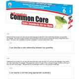 Common Core State Standards Kit for 6th Grade Math