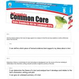 Common Core State Standards Kit for 8th Grade Language Arts