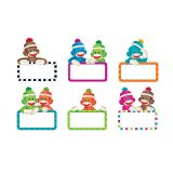 Sock Monkeys Signs Accents Variety Pack