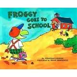 Froggy Goes to School, Paperback
