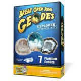 Break Open 7 Real Geodes