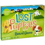 Lost Puppes Board Game