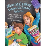 Miss Malarkey Leaves No Reader Behind, Paperback