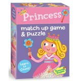 Princess Match Up Game & Puzzle