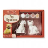 Decorate-Your-Own Pet Figurines