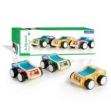Guidecraft Jr Plywood Race Cars