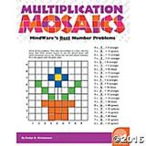 Math Mosaics Multiplication