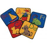 ABC Phonic Squares, Set of 26