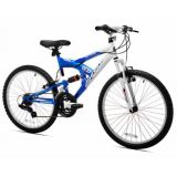 "24"" Shogun Rock Mountain 21-Speed Bike"