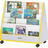 Rainbow Accents® Pick-a-Book Stand - Mobile - Orange