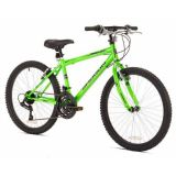 "24"" Shogun Trail Blaster Sport 21-Speed Bike"