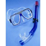 Adult Combo Pac Mask & Snorkel