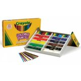 Crayola Colored Pencils Classpack, 12 colors/240 ct.