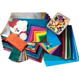 Making Masterpieces Art Kit including Supplies and Making Masterpieces Book