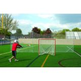 Free-Standing Deluxe Backstop Net, 10'H x 30'W