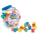 10-Sided Dice In Dice - Set of 72