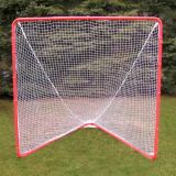 Competition Lacrosse Net, 5mm knotless netting, 1.5 squares, 6' x 6' x 7'