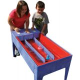 Wave Rave Activity Center with 4-Caster Sand & Water Table