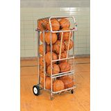 24 Roll-A-Bout Basketball Carrier