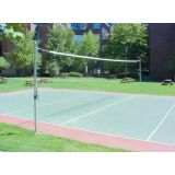 Outdoor Multi-Purpose Volleyball System