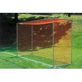 Practice Field Hockey Goal, Official Size 7'H x 12'W x 4'D, Includes Black Net