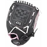 10 Player Series Baseball Glove, Basket Web, Girls Right Handed