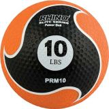 10lb. Rhino® Elite Medicine Ball, Orange