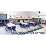 Rainbow Accents Classroom Package