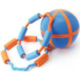 Smakaball Set, Orange/Blue