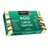 Best Buy Crayon Assortment, Large Size, 400 ct.