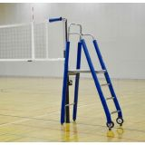 Free Standing Folding Referee Stand, 84H x 30W x 10D