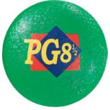 Playground Balls, 2 ply, green, 8.5 diameter