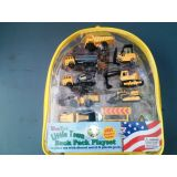 CONSTRUCTION EQUIPMENT BACK PACK
