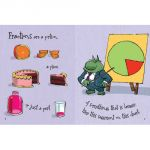 Math Is CATegorical®, A Fraction's Goal — Parts of a Whole