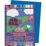 SunWorks® Construction Paper, 9 x 12, Bright Blue