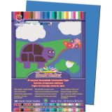 SunWorks® Construction Paper, 9 x 12, Blue