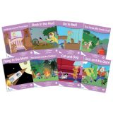Fantails™ Book Banded Readers, Lilac Fiction, Level A