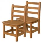Birch Chairs, 12