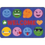 Emoji Expressions™ Rug, 2'8 x 3'10 Welcome Mat