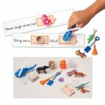 3-D Sight Word Sentences, Grade 3 Level Dolch Words
