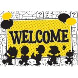 Peanuts® Touch of Class Welcome Postcards