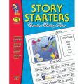 Creative Writing Story Starters, Grades 1-3