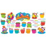 Owl-Stars!® Birthday Bulletin Board Set