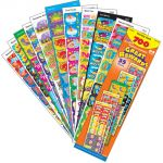 Great Rewards Variety Pack Applause Stickers®